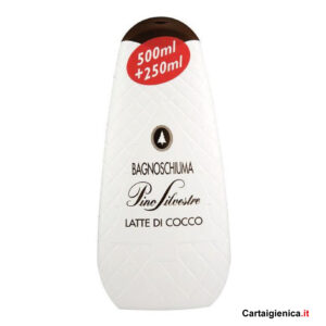 Pinosilvestre Latte di Cocco Bagnoschiuma 750 ml